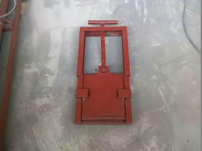 800*800mm铸铁闸门